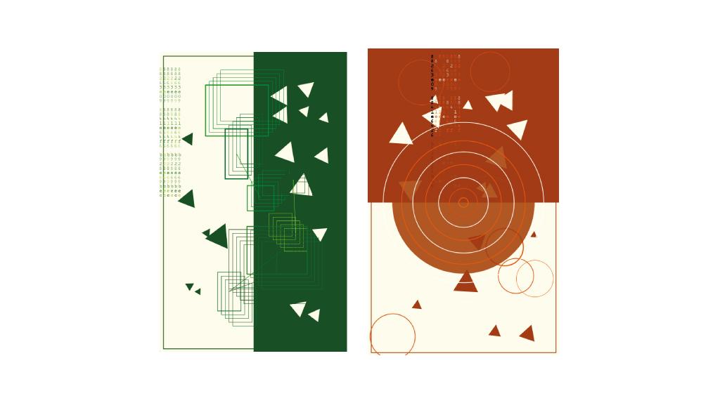 Aura, generatieve tarotcard reading, project gemaakt voor vak Experimental Media